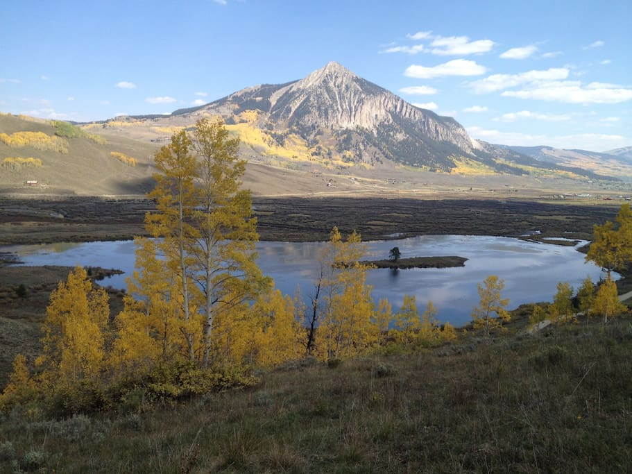 Mt. Crested Butte Condo,