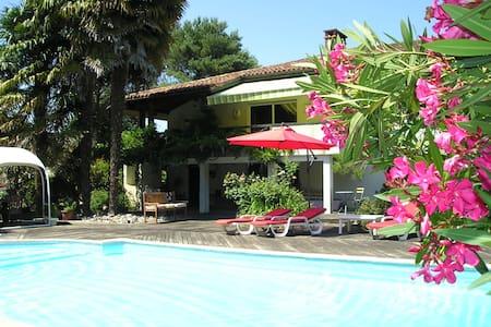 Maison de maitre avec piscine - Habas - Dom