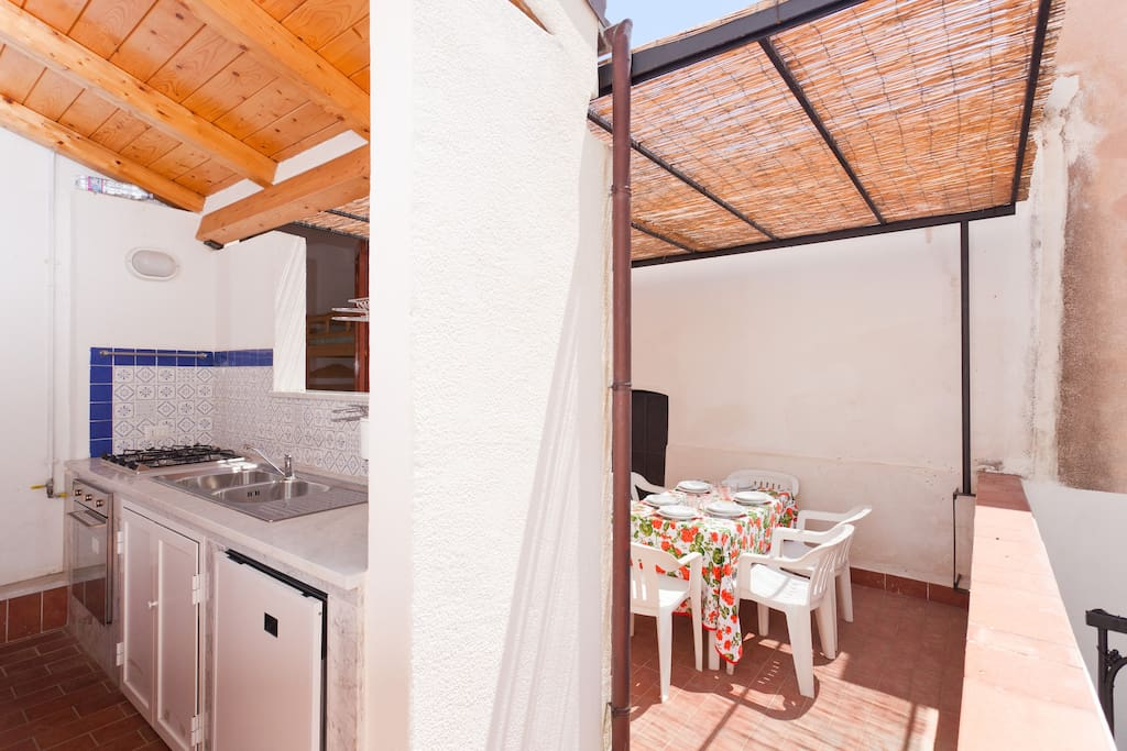 Apartment for 4/6 next to Cefalù
