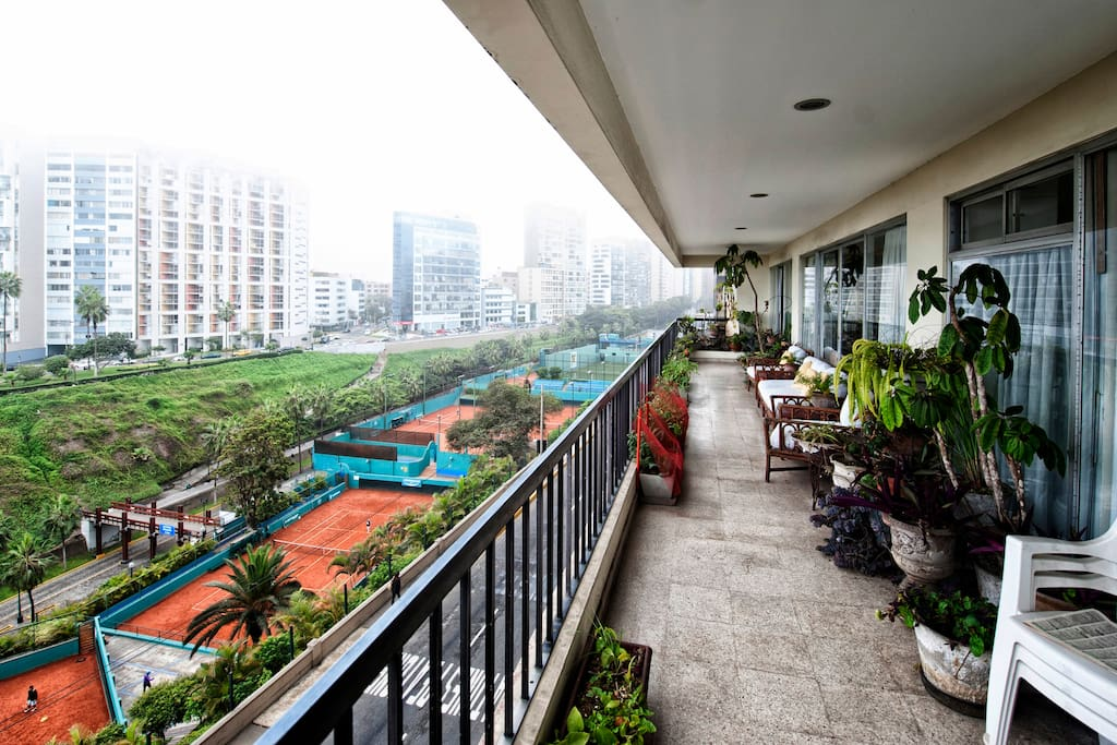 Trendy Miraflores with Ocean view 1