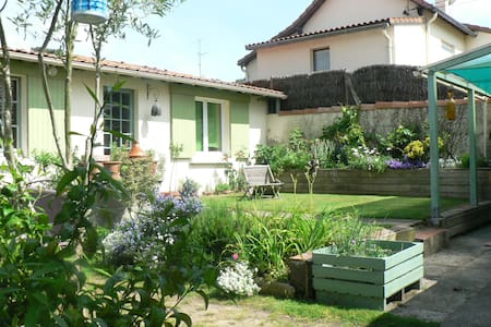 Familial bedrooms near the sea - Saint-Brevin-les-Pins