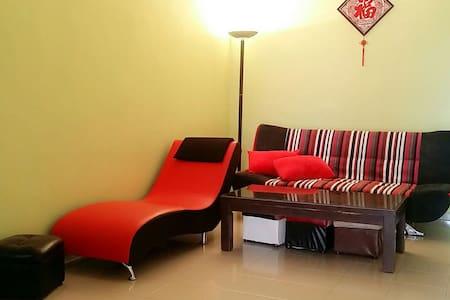 Simple Homestay in BM - Budget & Comfortable - Bukit Mertajam - Casa