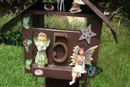 The Fairy Cottage on Opal Street