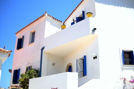 Villa house in northern Kythira - Villa