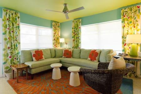 Edible Garden Beach House - Saint Pete Beach - 獨棟