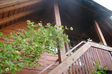 Natur pur, Urlaub im Grünen - Guesthouse