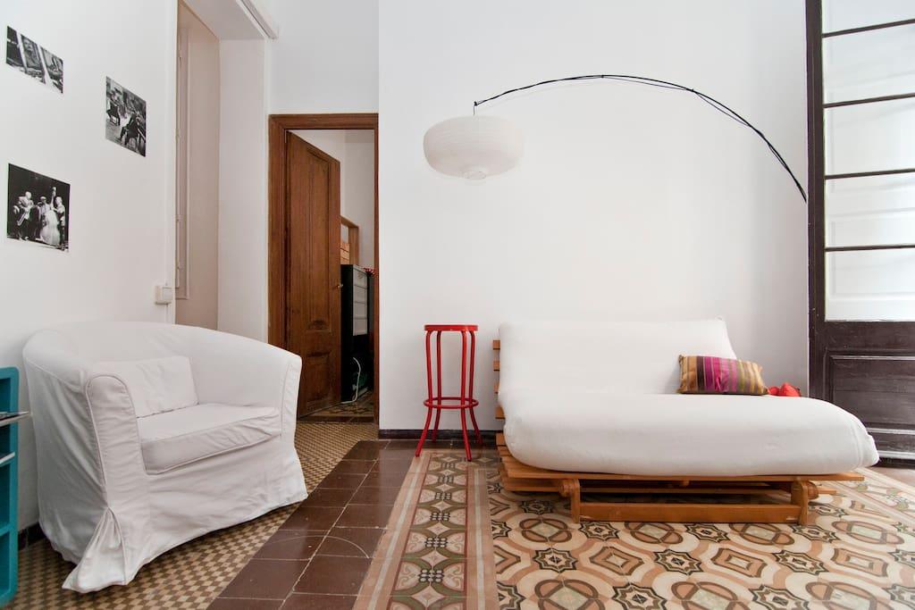 lovely double room ☼ NEAR THE PORT!