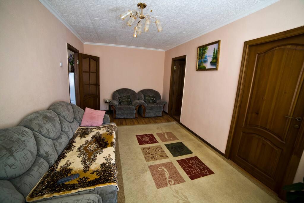 Convenient, comfortable apartment i