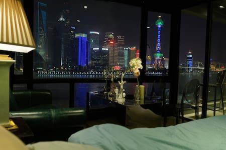 North Bund Gorgeous Riverview Apt.3 bedrooms - Shanghai - Wohnung