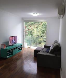 Bnb na Lagoa Rodrigo de Freitas - Apartamento