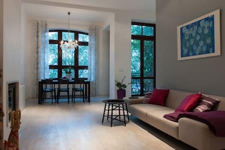 Luxury apartment facing the harbor - Swinoujscie - Appartamento