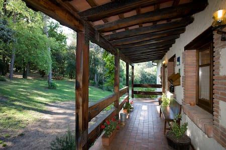 Casa rural con vistas al bosque 2 - Taradell