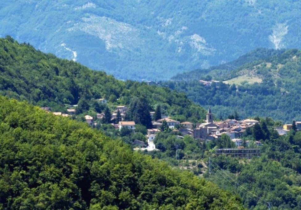 Gran Sasso of Italy, Fano Adriano