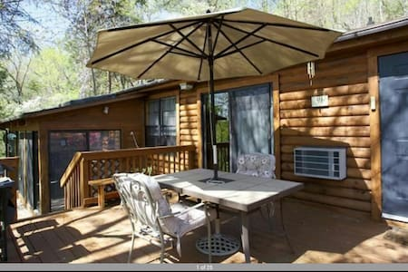 Hummingbird Haven (Log Cabin) - Amherst - Chalet