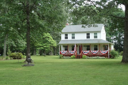 B&B near Hanover & Richmond, VA  - Bed & Breakfast