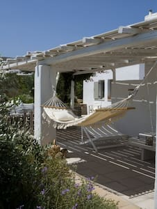PAROS VILLA-GREEK COMFORT-SEA VIEW