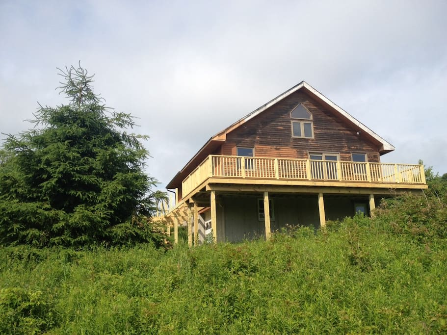 The Chalet Shack