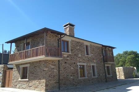 Casa rústica en Mañón - Casa