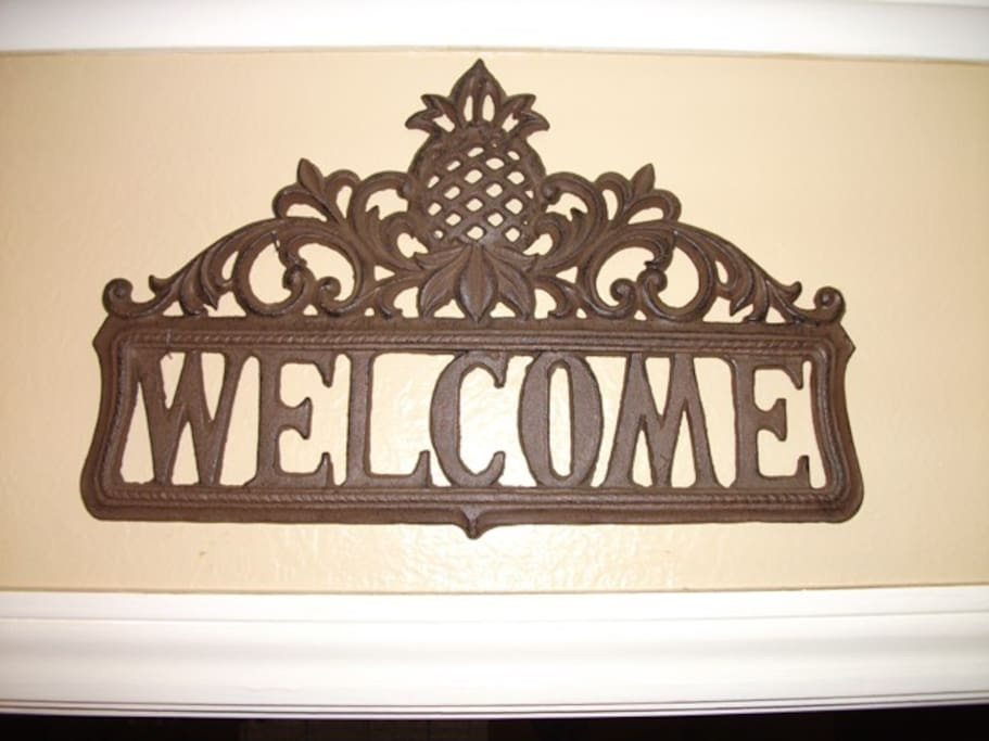 """Welcome To The """"Rose Room""""  In """"Our Beautiful, Eclectic And Artsy Home""""...................."""