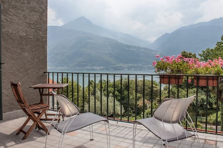 B&B Il Motto - Cremia - LakeComo - Cremia - Bed & Breakfast