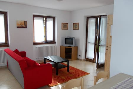 Lovely appartment in the Dolomites  - Carisolo - Wohnung