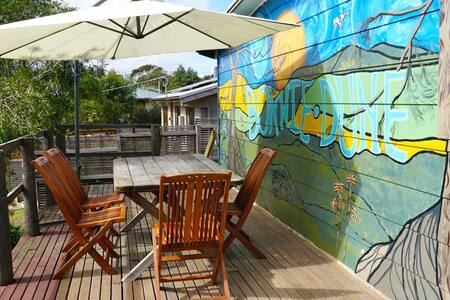 Walk to beach and shops, light cosy private room. - Venus Bay