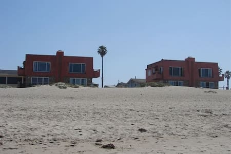 Beachfront private homes - On sand - Hus