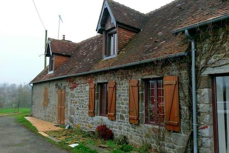 Maison de charme / Charming house - La Coulonche