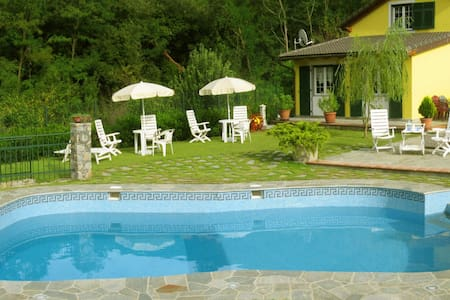 B&B Suite Gold with swimming pool - Gênes