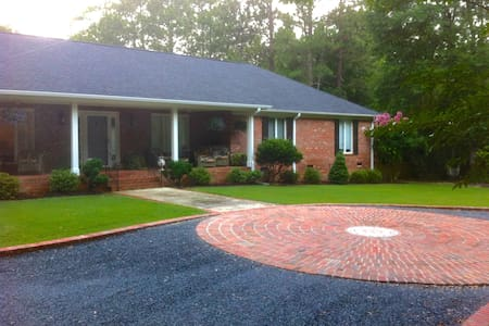 PINEHURST RETREAT FOR 2014 US OPEN - House