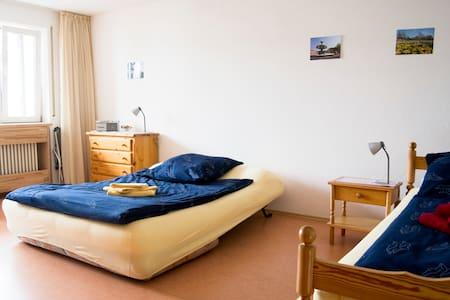 Guestroom with separate bath/toilet - Huoneisto