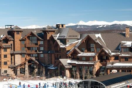 Grand Lodge on Peak 7 - Breckenridge - Cabane
