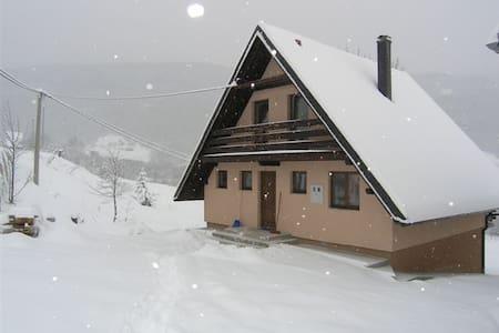 Charmant vacancion in Kupes, Bosnia - Dům