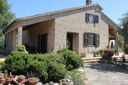 Lovely Attic in Marche region - Wohnung