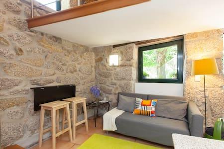 Casa de Sestelo, Espadeiro Cottage - Hus