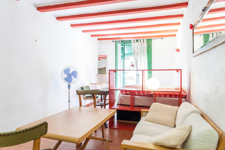 Cozy Studio for Two in El Borne!