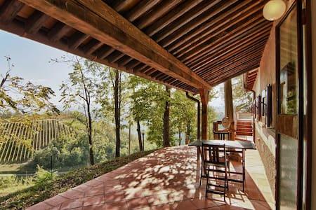Relax in wonderful Riosto Vineyards - Pianoro - Apartmen