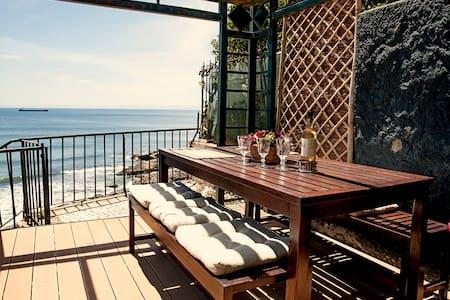 Seafront house Private Access Beach - Estoril - Casa