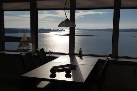 "Maritimes Apartment ""Ostseefjord-Schlei-Blick"" - Apartment"
