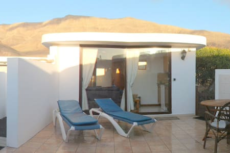 Famara one bedroomed apartment - Teguise - Apartment