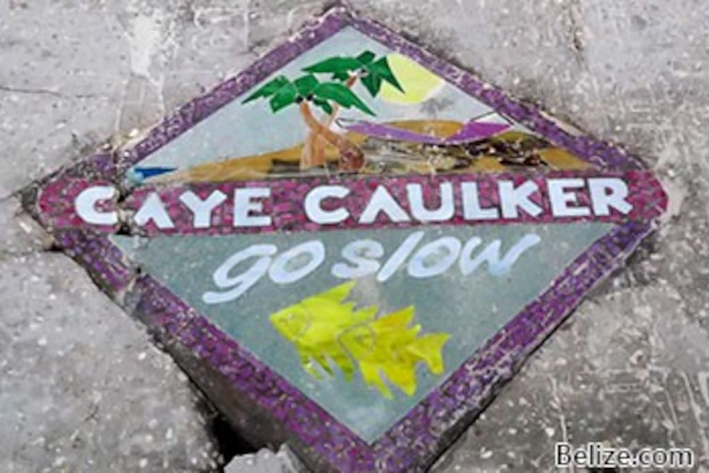 Welcome to Caye Caulker.