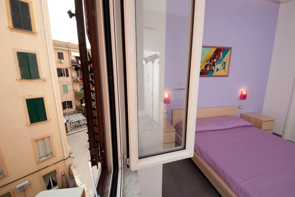 Lilac Room @ B&B Domus Rachele