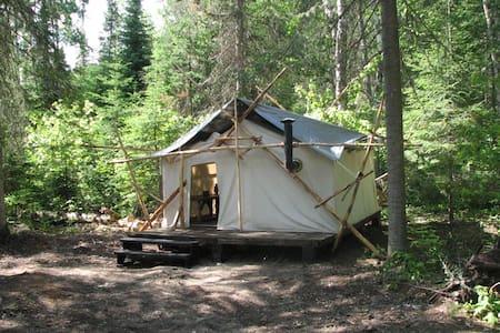 Nature autochtone! Quoquochi Land! - Wemotaci