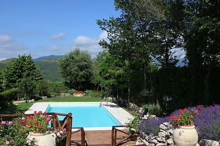rose hill  - Cineto Romano - Villa