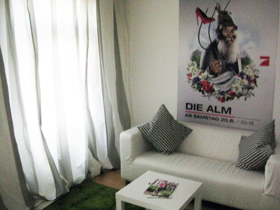 Munich City Centre Studio