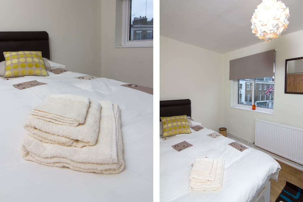 Double private room in Westminster