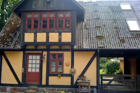 Bakkegården,light, air rural idyll. - Eskilstrup - Pis