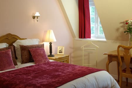 Chambre Double Confort - Bubry - Bed & Breakfast