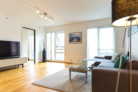 Super central, modern and spacious apartment! - Flat