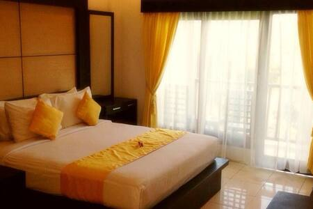 Mamo Hotel Uluwatu Deluxe Double - Bed & Breakfast